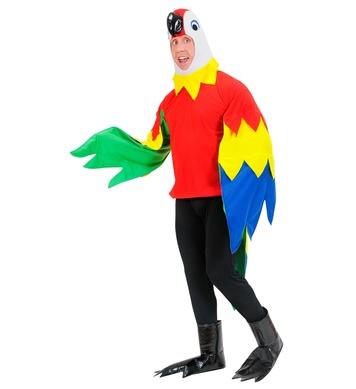 PARROT (costume mask feet)