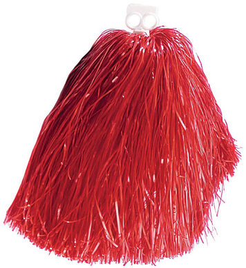 POM POM SINGLE - RED