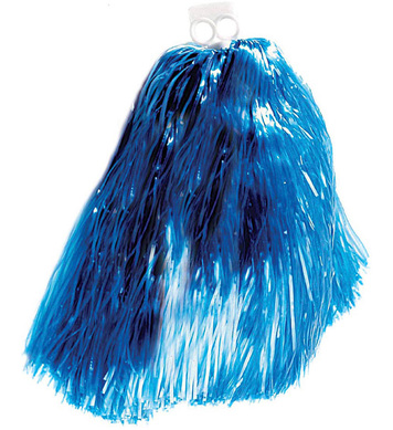 POM POM SINGLE - BLUE