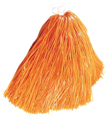 POM POM SINGLE - ORANGE