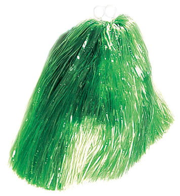 POM POM SINGLE - GREEN
