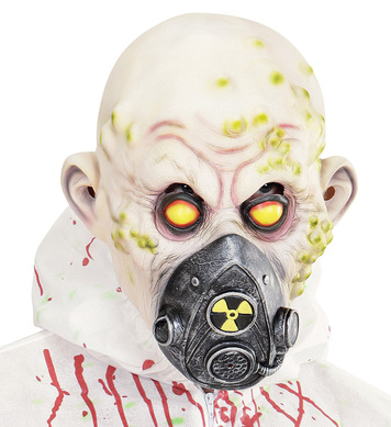 BIO HAZARD FACE MASK - FULL HEAD