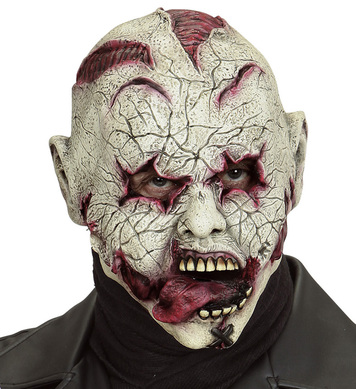 HORROR MAN MASK W/TONGUE