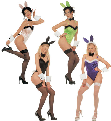 PLAYGIRL BUNNY FUNTIME SET **Pink or Purple only