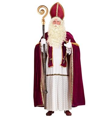 SAINT NICHOLAS DELUXE COSTUME - one size