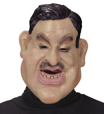CARICATURE MASK - GEORGE