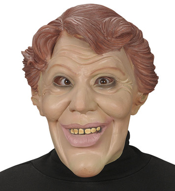 CARICATURE MASK - ELIZABETH