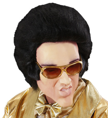 FOAM LATEX MASK - KING OF ROCK & ROLL