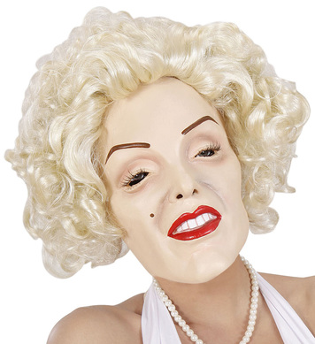FOAM LATEX MASK - MARILYN MOVIESTAR