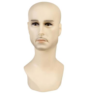 DISPLAY HEAD - WHITE MAN
