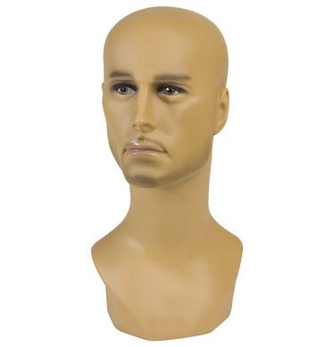 DISPLAY HEAD - MULATTA MAN