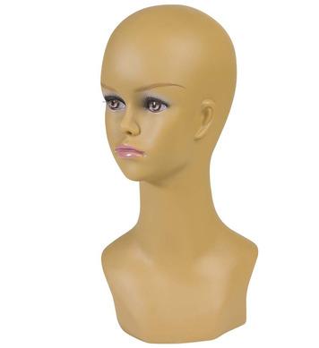 DISPLAY HEAD - MULATTA WOMAN