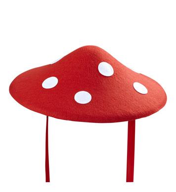 MUSHROOM HAT - FELT
