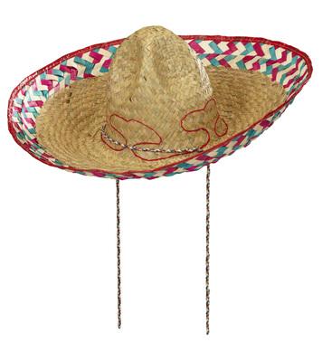 MEXICAN SOMBRERO 52cm