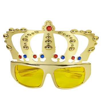 QUEEN AND KING GLASSES