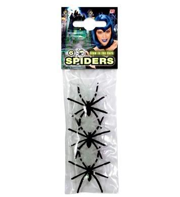BAG OF SPIDERS GID/BLACK