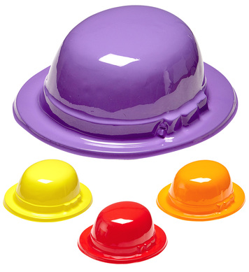 BOWLER HAT - 4 colours