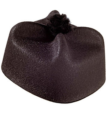 PARISH PRIEST HAT FELT