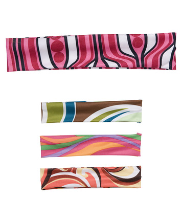 70s HEADBANDS - 4 colours