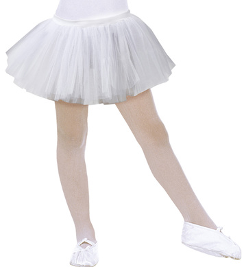 BALLERINA TUTU - CHILD SIZE - WHITE