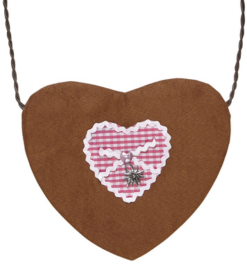 OKTOBERFEST HEART HANDBAG