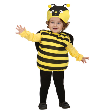 BEE (puffy vest headpiece wings ) Childrens