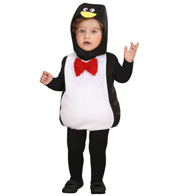 PENGUIN (puffy vest & headpiece) Childrens