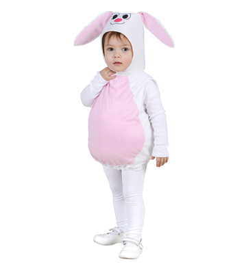 BUNNY (puffy vest & headpiece) Childrens