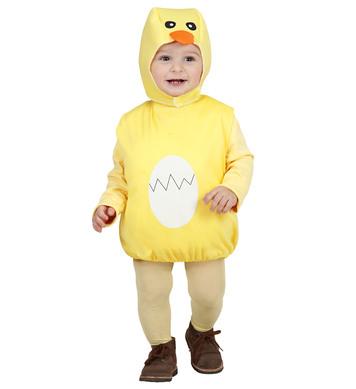 CHICK (puffy vest & headpiece) Childrens