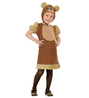 HONEY BEAR TODDLER (2-3yrs/3-4yrs 104cm/110cm)