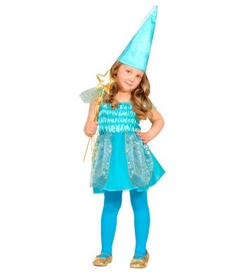 BEAUTY BLUE FAIRY (98cm/104cm) (dress hat)