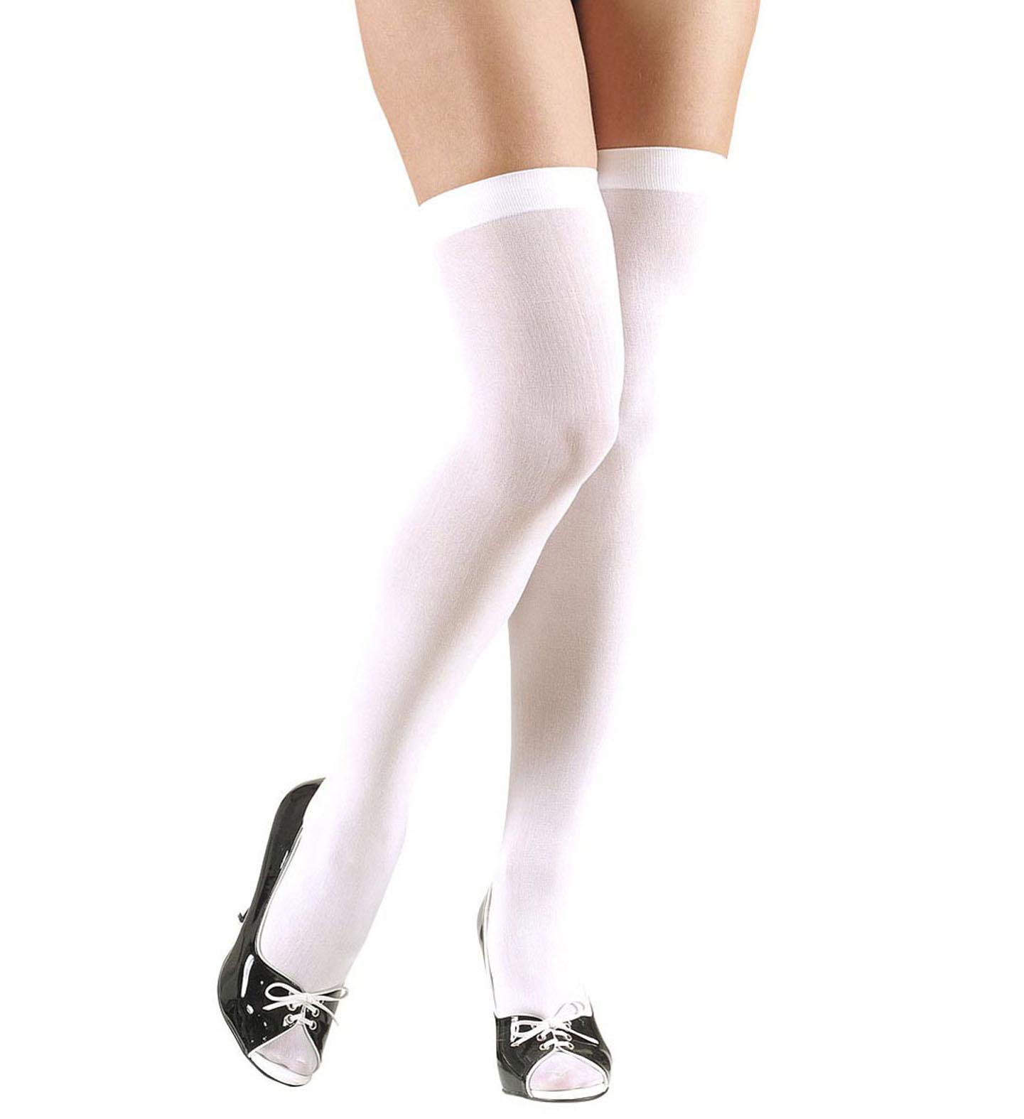 Over The Knee Socks 70 Den Stockings Tights Pantyhose Lingerie Fancy Dress