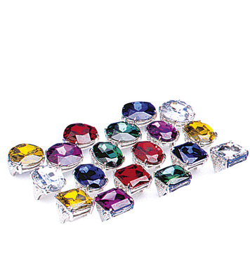 DELUXE JUMBO RING - assorted colours & styles