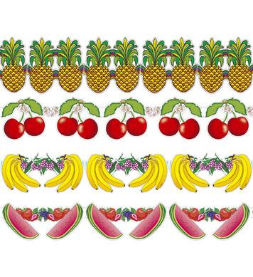 FRUIT GARLANDS 3m - 4 styles