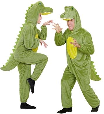 PLUSH DRAGON/CROCODILE