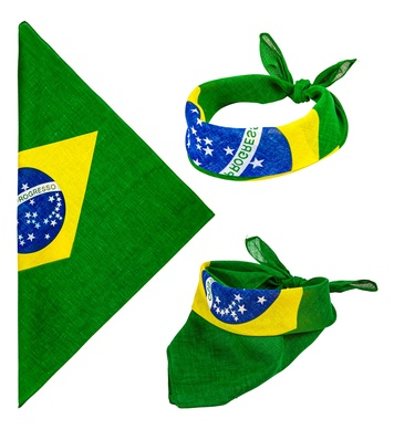 BANDANA BRAZIL 55cm