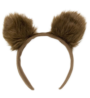 PLUSH BEAR EARS