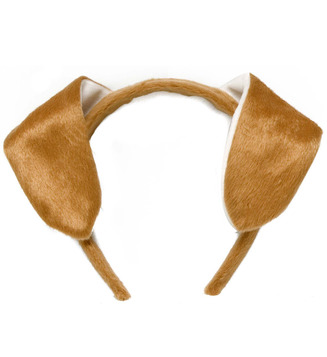 SHORT DOG EARS