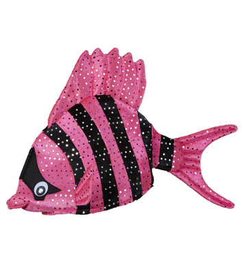 TROPICAL FISH HAT - PINK