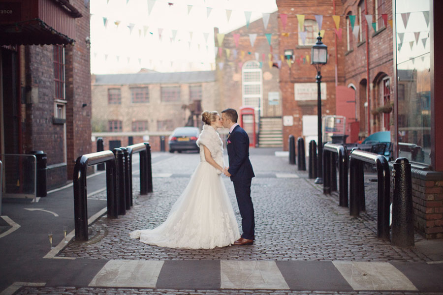 Caroline & Adrian ♡ Kelham Island, Jameson's Tea Rooms, Bloo 88, Sheffield Wedding