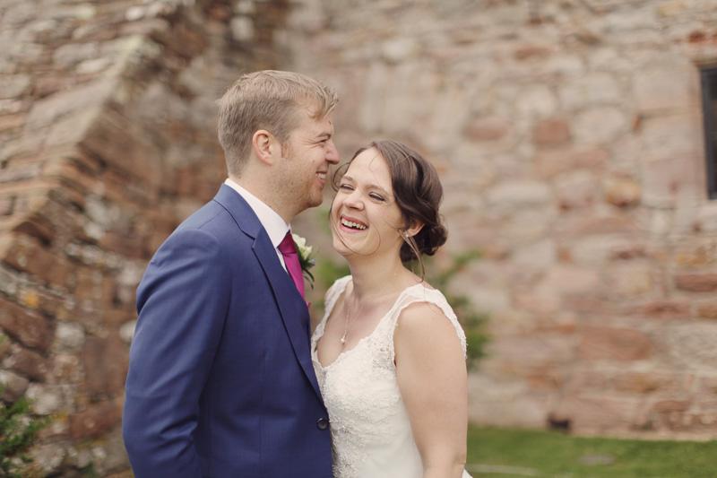 Suzy & Paul ♡ Blencowe Hall, The Rowley Estates, Lake District Wedding