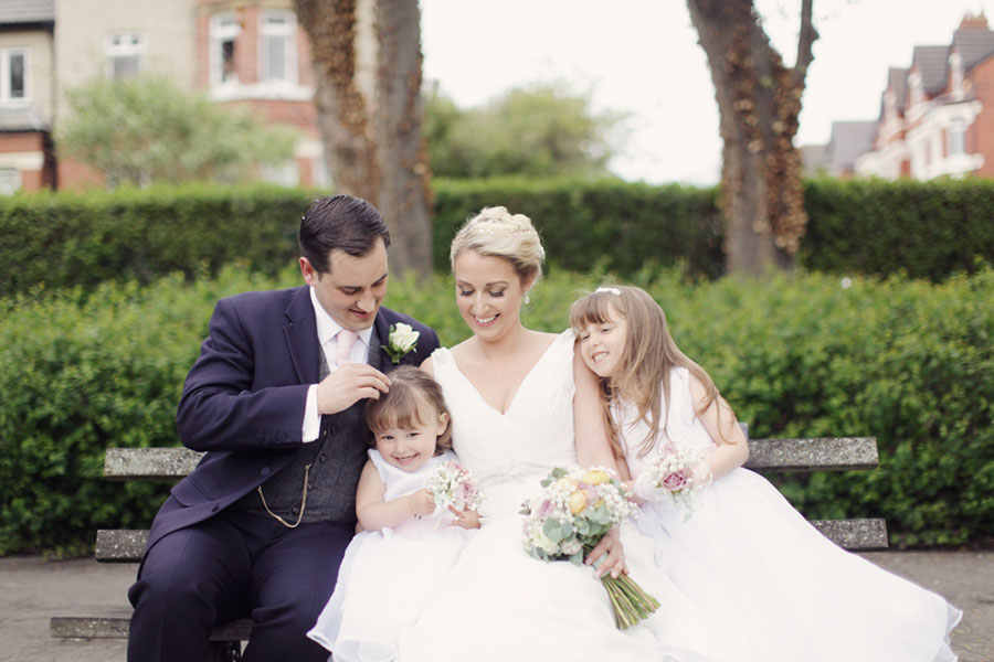 Sam & Lewis ♡ St Agnes RC Church & The Viking Pub & Bakehouse, West Kirby Wedding