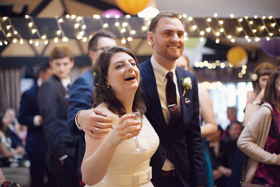 Louise & Jonathan ♡ Sheffield Town Hall & Hagglers Corner, Sheffield Wedding