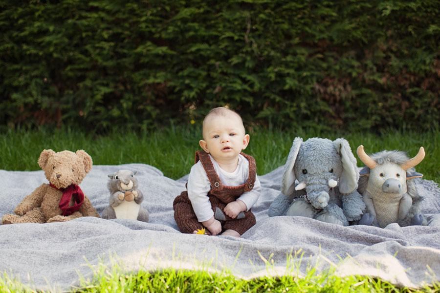 Phoenix Grey ♡ Fun Baby & Family Photoshoot, Chesterfield