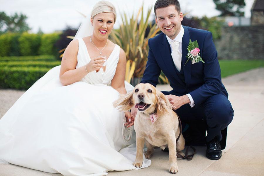 Kayley & Dan ♡ Yorkshire Wedding Barn & St. Agatha's Church, Gilling West Wedding