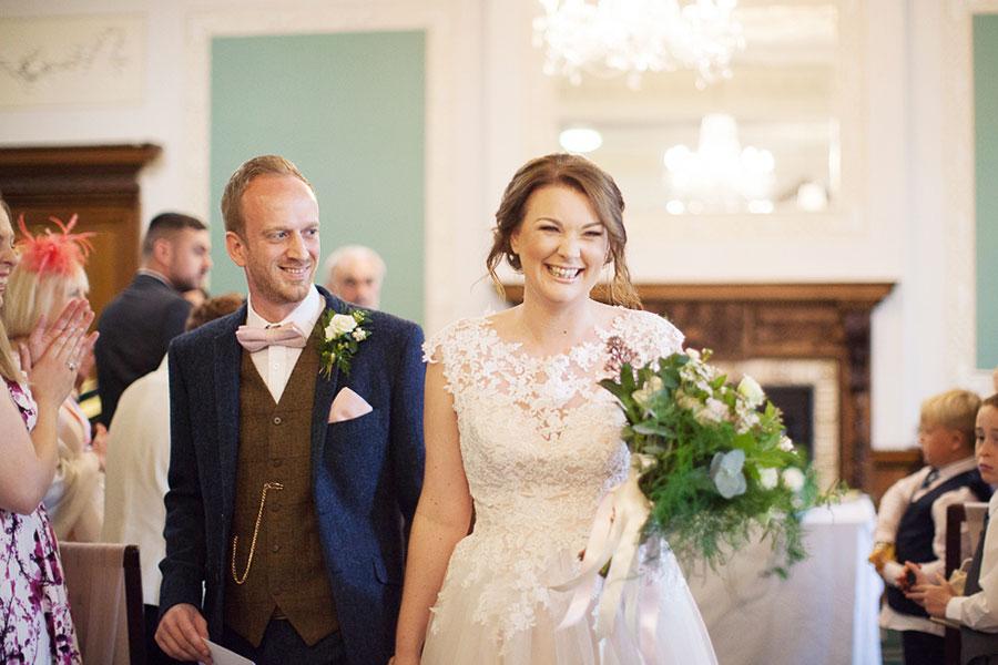 Amy & Stephen ♡ Wortley Hall, Barnsley Wedding