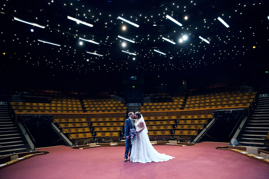 Laura & Adam ♡ The Crucible Theatre & Millennium Gallery, Sheffield Wedding