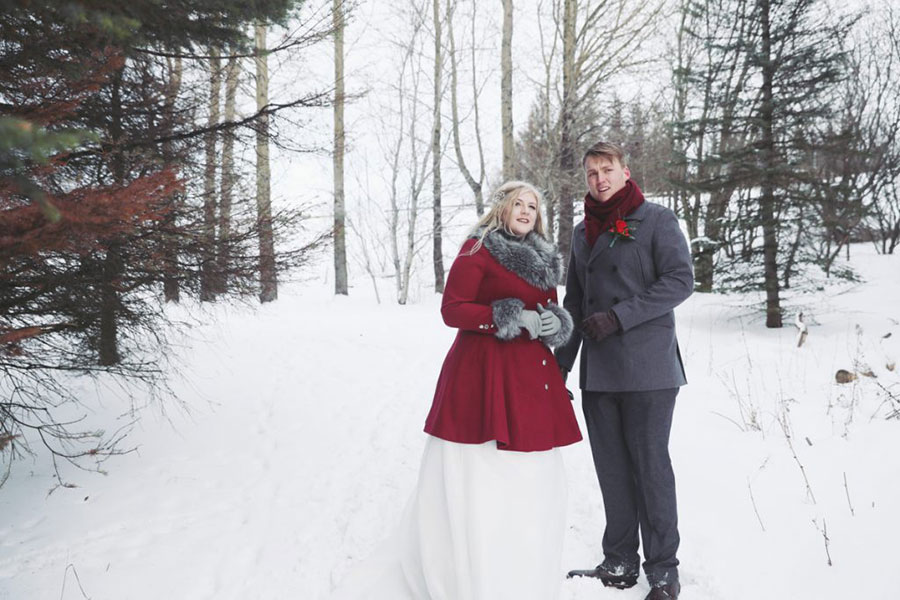 Olivia & Troy ♡ Ellidaardalur, Reykjavik, Iceland Wedding