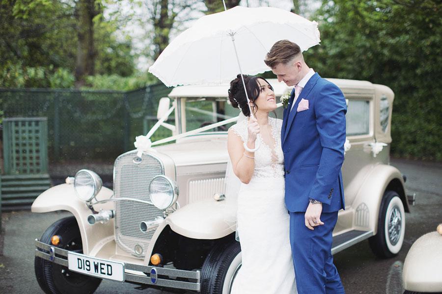 Liz & Ashley ♡ Wentworth Church, Ringwood Hall, Chesterfield Wedding