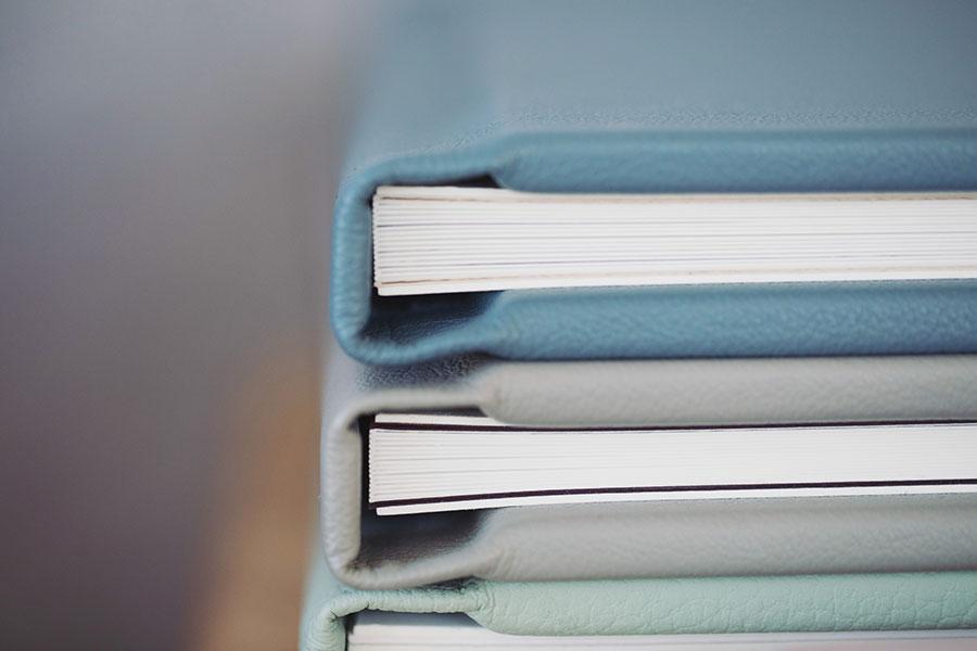Wedding Photography Storybooks ♡ Folio Albums